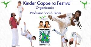 Kinder Capoeira Festival